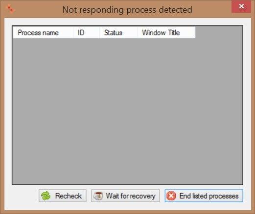 Cierre del proceso: Arrastrar y soltar un programa, para cerrarlo en Windows 3
