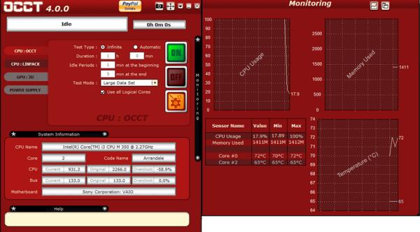 Compare su CPU y los componentes del sistema con la herramienta OverClock Checking Tool