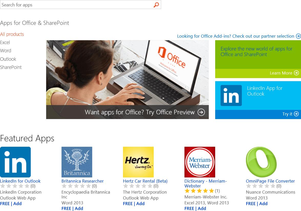 Nuevas características en Microsoft Office 2013: Capturas de pantalla incluidas