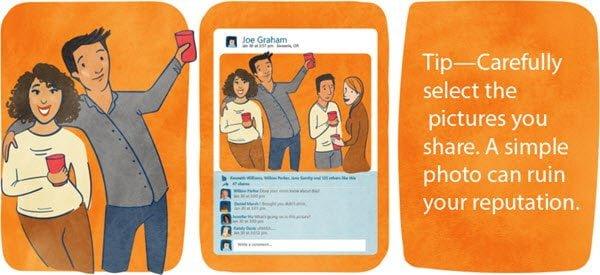 Consejos de seguridad en línea para niños, estudiantes y adolescentes