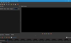 OpenShot para Windows facilita la edición de vídeos para YouTube, Facebook, etc.