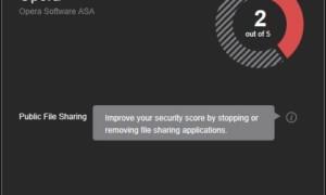Herramienta de puntuación de seguridad de OPSWAT: Descubra el estado de seguridad de su PC con Windows