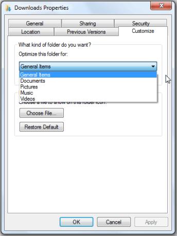 Optimice y haga que las carpetas muestren el contenido más rápido en Windows 10/8/7