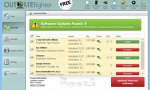 Luchador de OUTDATE: Actualización automática del sistema y del software para Windows 7 | 8