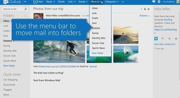 Lo que quieres saber acerca de Hotmail a Outlook.com actualización automática forzada