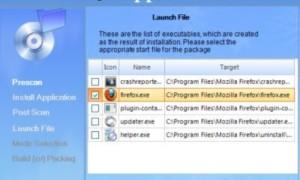 P-Apps le permite crear una versión portátil de cualquier software