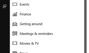 Cómo rastrear manualmente un paquete en Cortana en Windows Phone