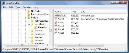 Agregar carpetas personalizadas a los vínculos favoritos en el Explorador de archivos de Windows 2