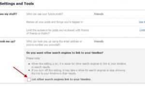 La mejor configuración de privacidad de Facebook