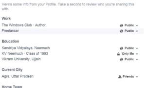 Comprobación de la privacidad en Facebook: Revisar y controlar lo que comparte con quién