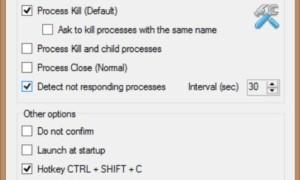 Cierre del proceso: Arrastrar y soltar un programa, para cerrarlo en Windows