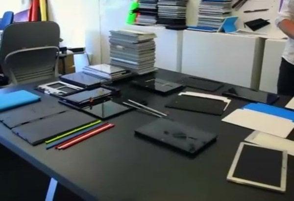 Funciones más sorprendentes de Microsoft Surface Tablet 1