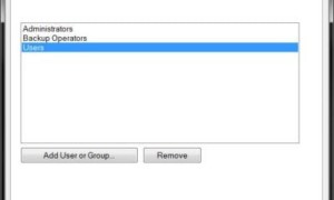 Evitar que los usuarios apaguen o reinicien el equipo con Windows.