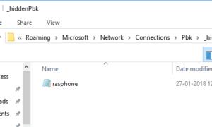 No se pueden abrir y editar las propiedades IPv4 en Windows 10