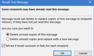 Cómo recuperar un correo electrónico que envió en Microsoft Outlook