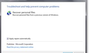 El Solucionador de problemas de recuperación de datos recuperará los archivos personales perdidos en Windows 10/8/7