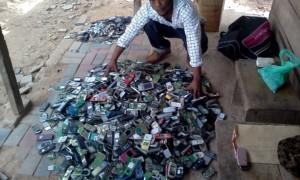 Cómo y por qué debe reciclar los Smartphones