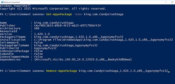Cómo eliminar completamente Candy Crush Saga de Windows 10 11