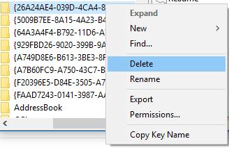 Eliminar la lista de Java en el Panel de control de Windows después de desinstalar Java