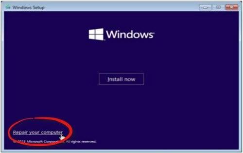 Corregir el error de Windows Script Host en el inicio de Windows 10