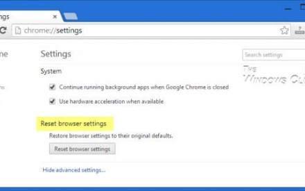 Corrección: No hay sonido en el navegador Chrome en Windows 10/8/7