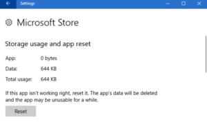 Corrección del error de adquisición de licencia de Windows Store en Windows 10