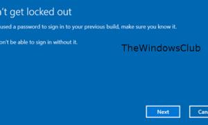 Cómo reinstalar y desinstalar Windows 10 May 2019 Update v1903