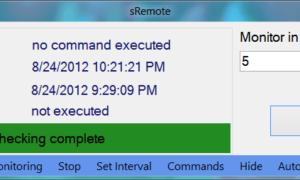 sRemote: Controla a distancia tu PC con Windows desde tu cuenta de Gmail