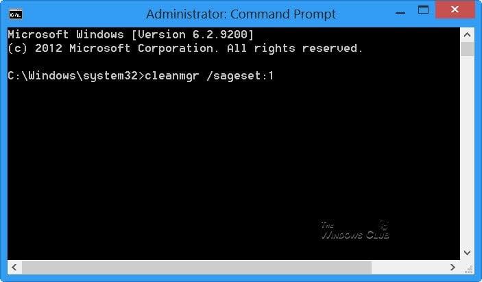 Automatice el funcionamiento de la herramienta mejorada de Liberador de espacio en disco en Windows 10/8/7 1