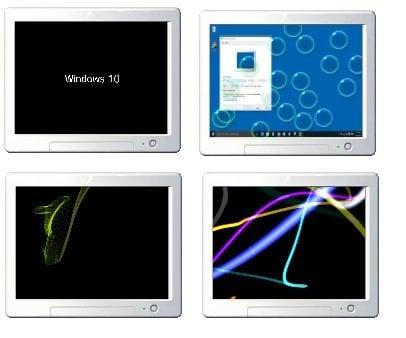 Cómo personalizar el Salvapantallas en Windows 10 1