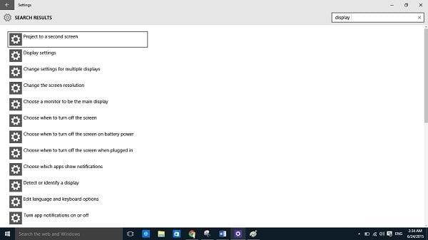 Cómo abrir y usar la configuración de Windows 10