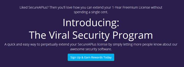 SecureAPlus ofrece una segunda línea de defensa contra el malware