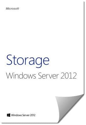 Mejoras en el almacenamiento de Windows Server 2012