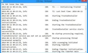 La Protección de Recursos de Windows encontró archivos corruptos pero no pudo corregir algunos de ellos.