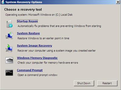 Ejecute System File Checker en modo seguro, tiempo de arranque o sin conexión en Windows 10/8/7 3