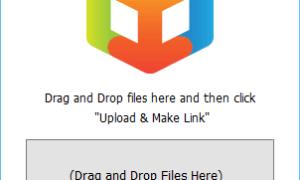 Comparta cualquier tipo de archivos con la herramienta para compartir archivos ShareByLink para PC con Windows