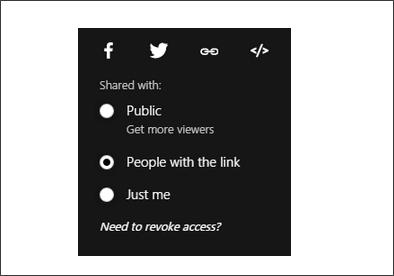 Office Sway: Agregar imágenes de OneNote, Nuevas características de tipo de incrustación web discutidas