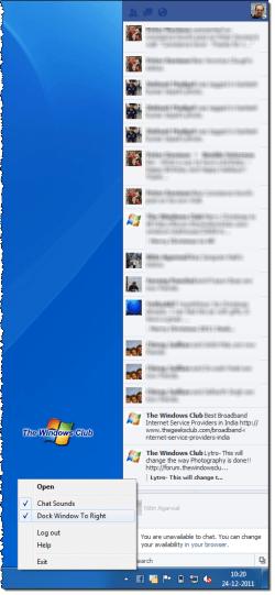Descargar Official Facebook Messenger for Windows 7