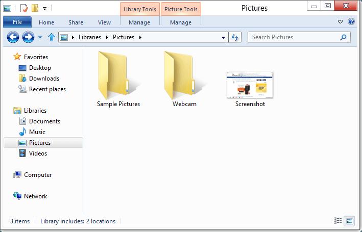 Snipping Tool en Windows 10/8/7: consejos y trucos para capturar capturas de pantalla 3