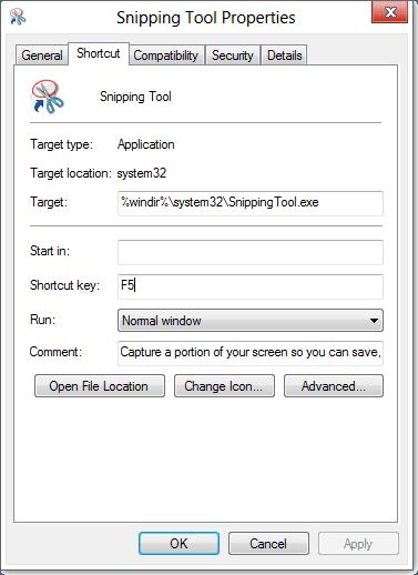 Snipping Tool en Windows 10/8/7: consejos y trucos para capturar capturas de pantalla 1