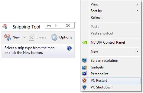 Snipping Tool en Windows 10/8/7: consejos y trucos para capturar capturas de pantalla 6