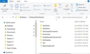 Error 0x80240017 al descargar o instalar Windows Update en Windows 10