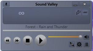 Combate el estrés escuchando sonidos relajantes de la naturaleza con Sound Valley