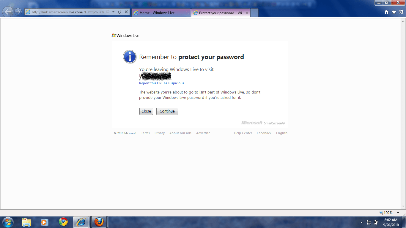 Cómo apagar o desactivar el Filtro SmartScreen en Windows 10 5