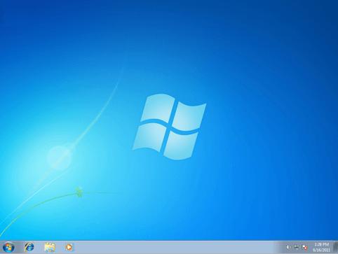 Corrección: El fondo de escritorio de la edición Starter de Windows 7 se vuelve negro