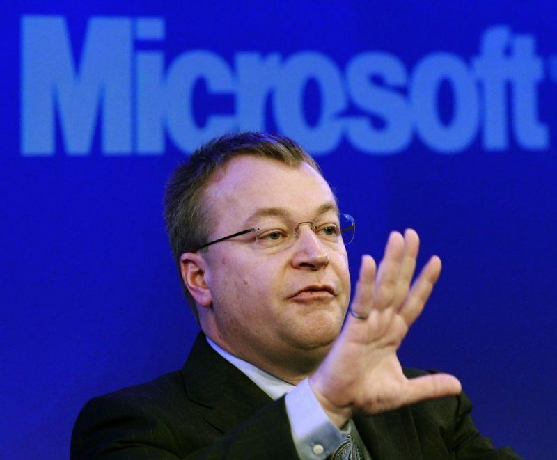 ¿Quién será el próximo CEO de Microsoft después de Steve Ballmer? 7