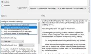 Cómo deshabilitar o bloquear la actualización automática de Windows en Windows 10