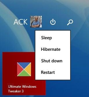 Apagado, reinicio, suspensión, hibernación de Windows 10/8.1 mediante el menú de usuario de WinX Power