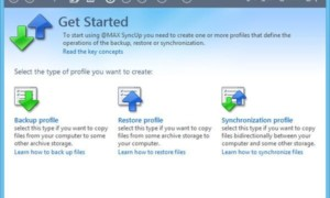 @MAX SyncUp: Cree copias de seguridad de tipo Time Machine-like, sincronice equipos Windows a través de Internet