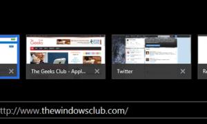 Sincronice las pestañas de Internet Explorer, Favoritos, Historial y Configuración en los dispositivos Windows 8.1.